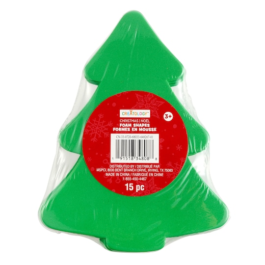 Foam Tree Stack By Creatology™ Christmas | Michaels®
