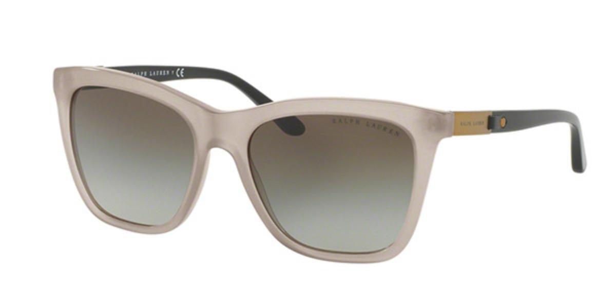 Ralph Lauren RL8151Q 55388E Women's Sunglasses Grey Size 55