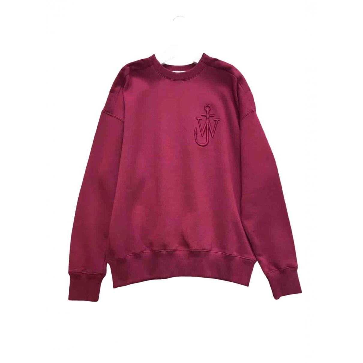 J.w. Anderson \N Burgundy Cotton Knitwear for Women XXS International