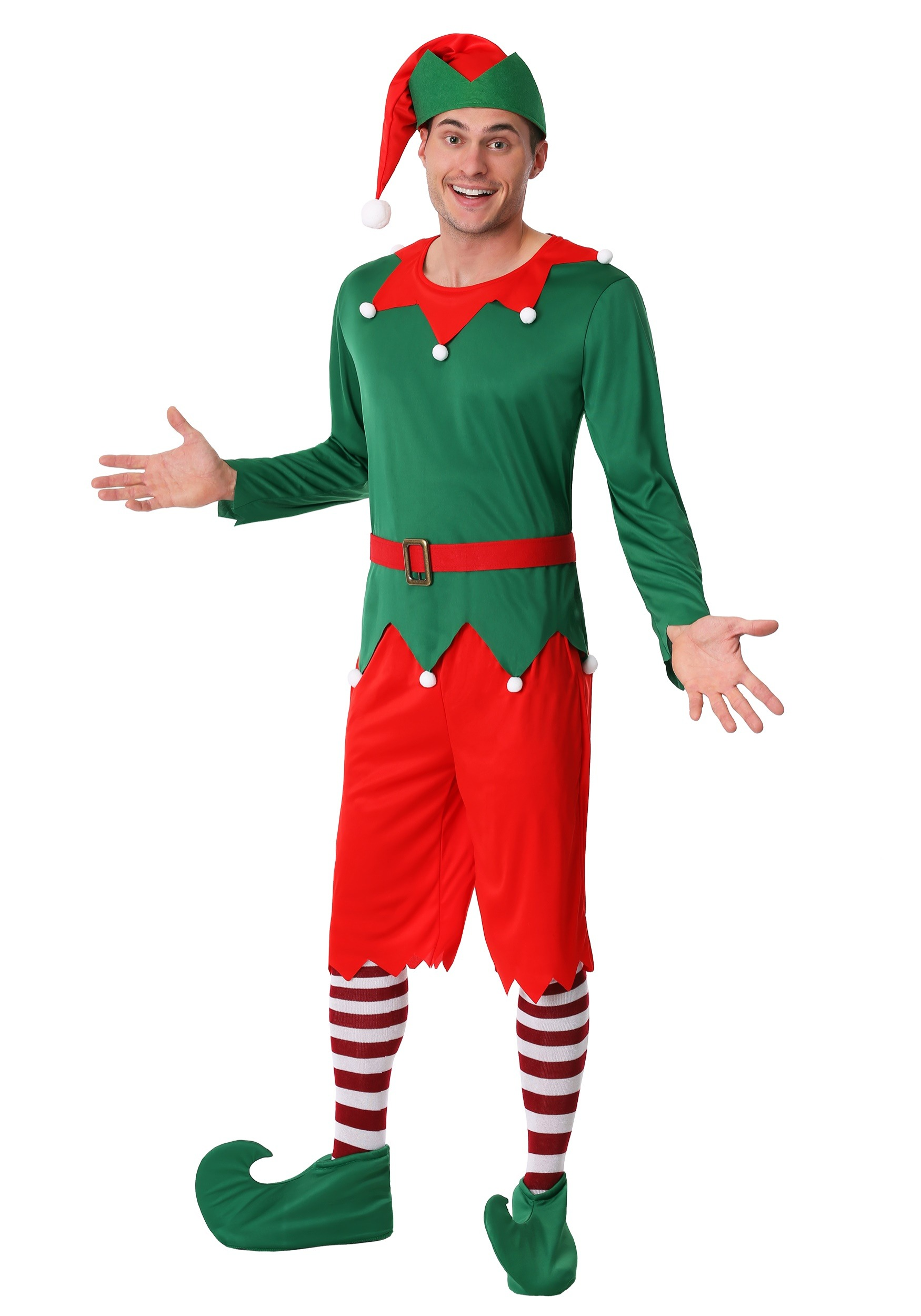 Adult Santas Helper Costume