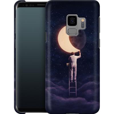 Samsung Galaxy S9 Smartphone Huelle - Carpe Noctem Wide von Enkel Dika