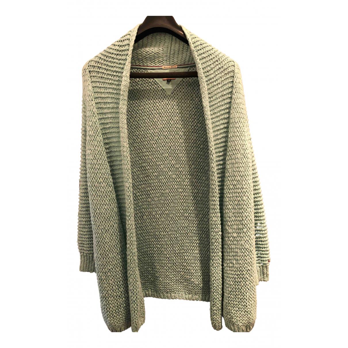 Tommy Jeans N Green Cotton Knitwear for Women M International