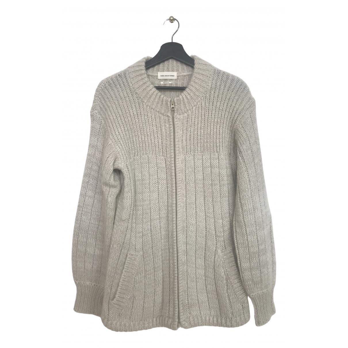 Isabel Marant \N Ecru Wool Knitwear for Women M International