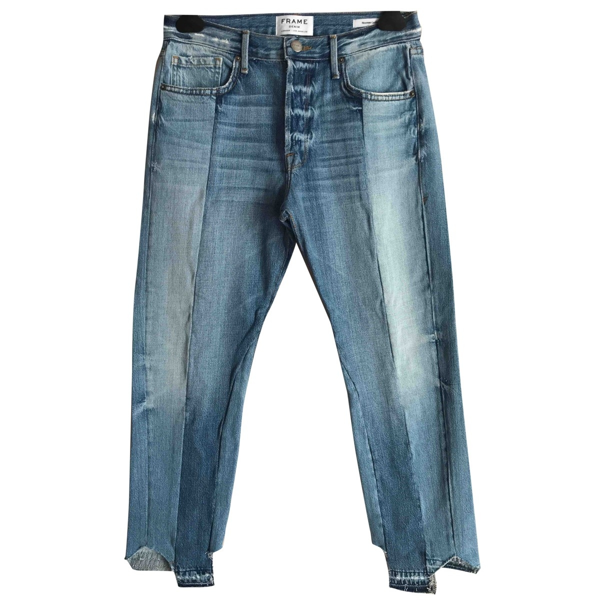 Vaquero Frame Denim