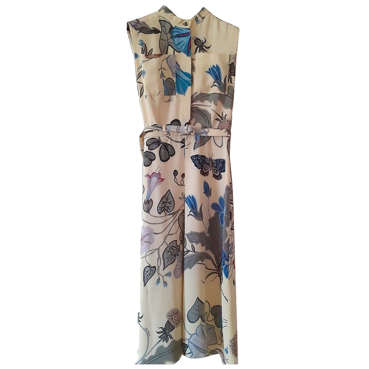 Gucci \N Kleid in Seide
