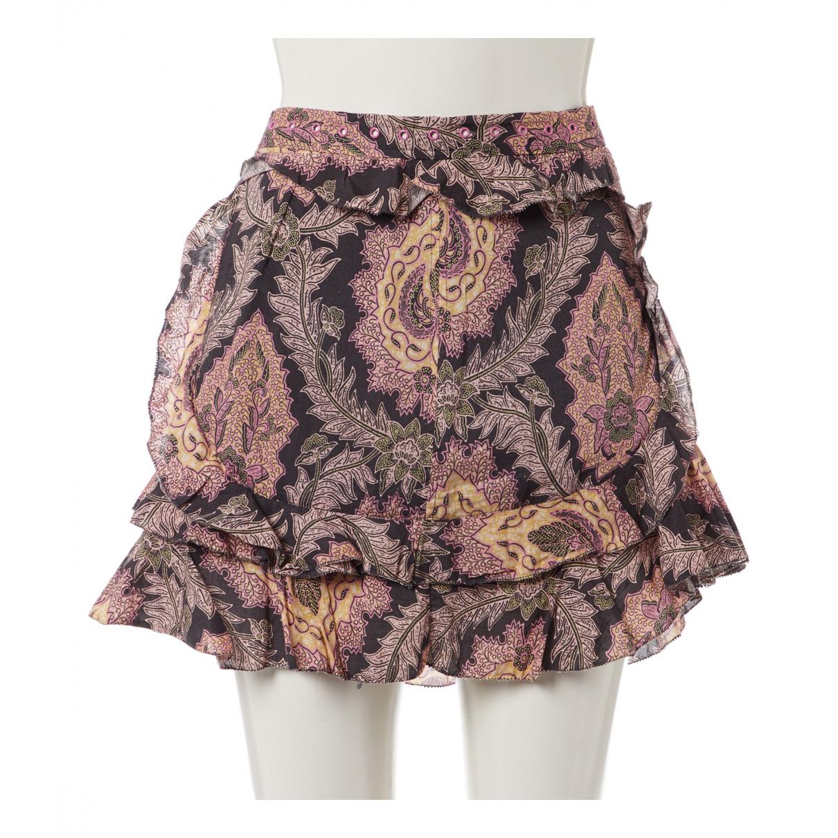 Isabel Marant N Multicolour Cotton skirt for Women 38 FR