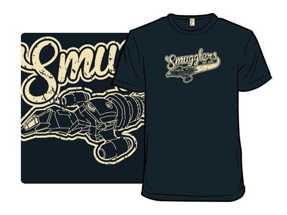 Serenity Smugglers T Shirt
