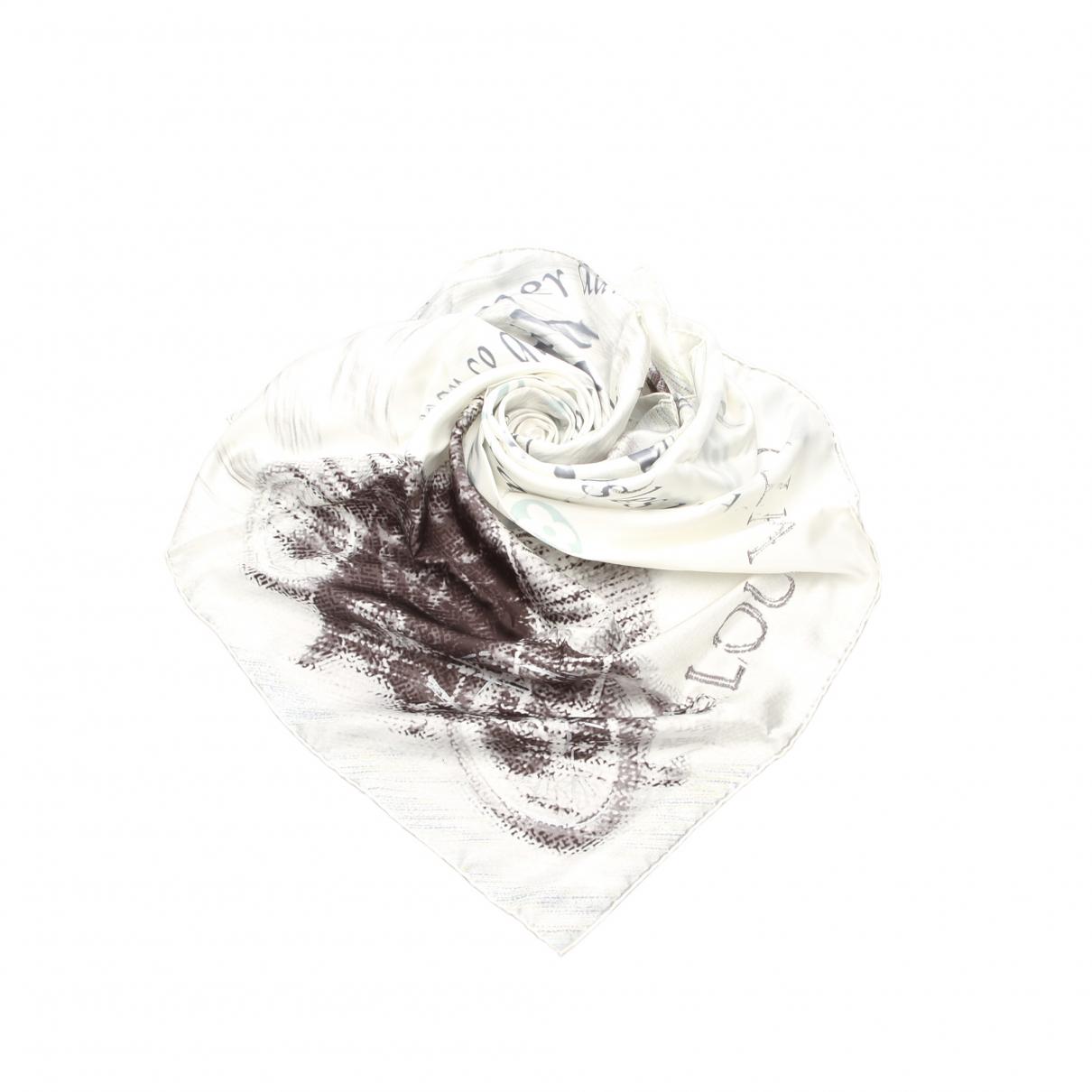 Louis Vuitton \N Schal Weiss