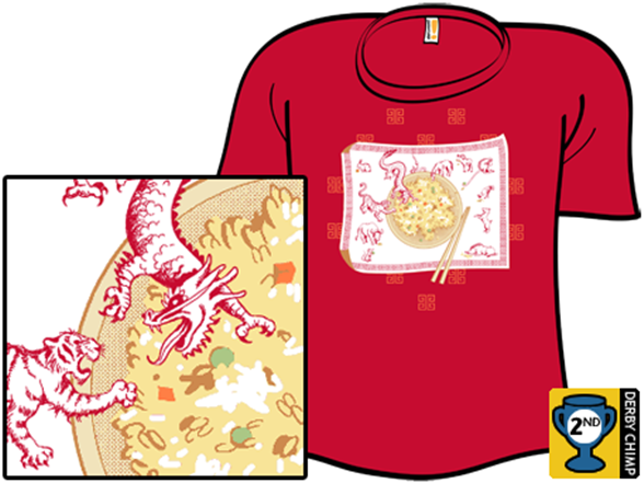 Year Of The Place Mat T Shirt