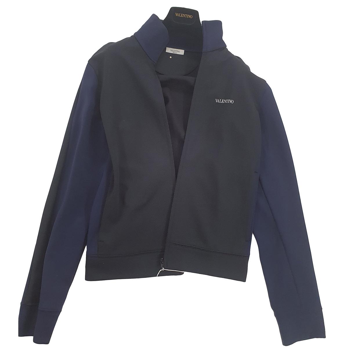 Valentino Garavani \N Black jacket  for Men M International