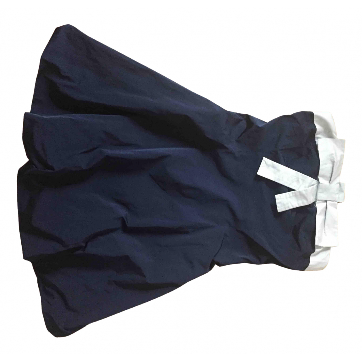 Guess \N Navy dress for Women 44 IT