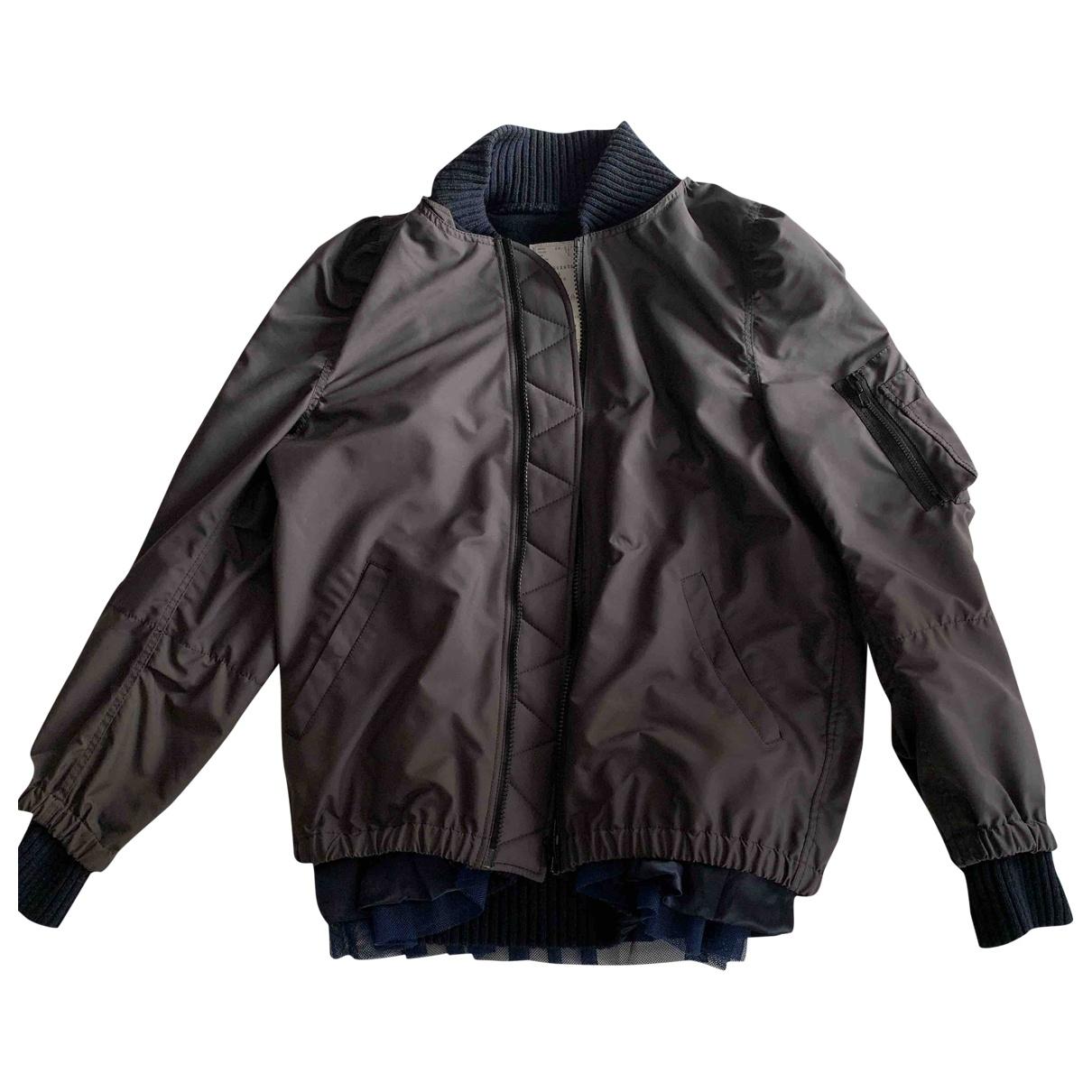Sacai \N Blue jacket for Women 2 0-5