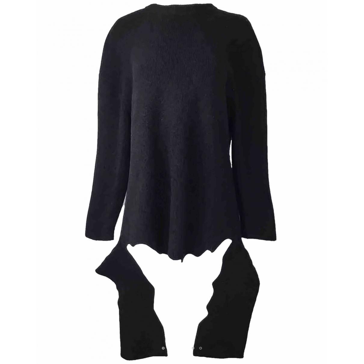 Balenciaga \N Pullover in  Schwarz Kaschmir