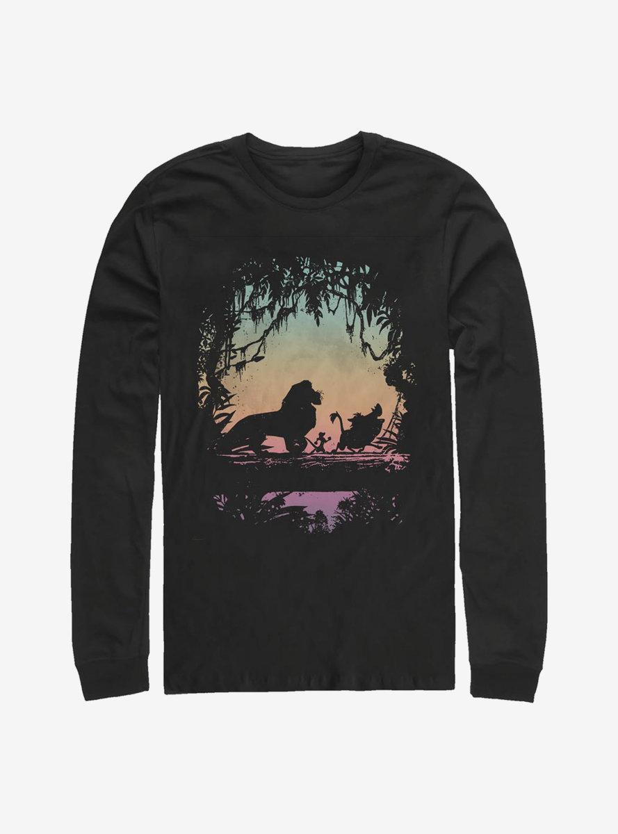 Disney The Lion King Eastern Trail Long-Sleeve T-Shirt