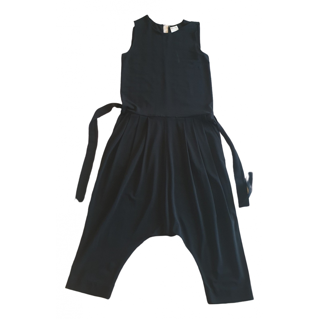 Red Valentino Garavani \N Black jumpsuit for Women 42 IT