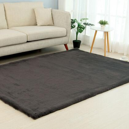 Caparica Collection RG4140 5' X 7' Area Rug with Power Loomed and 100 Percent Polyester in