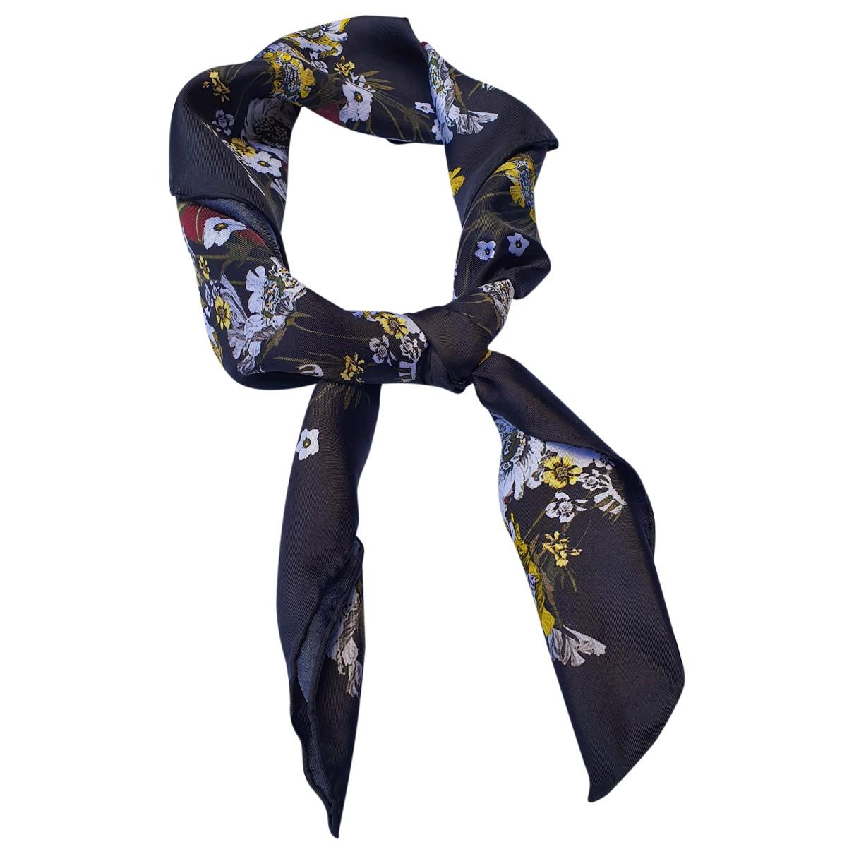 Erdem X H&m - Foulard   pour femme en soie - multicolore