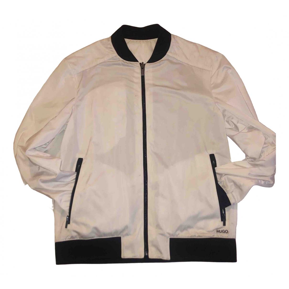 Hugo Boss \N White jacket  for Men M International