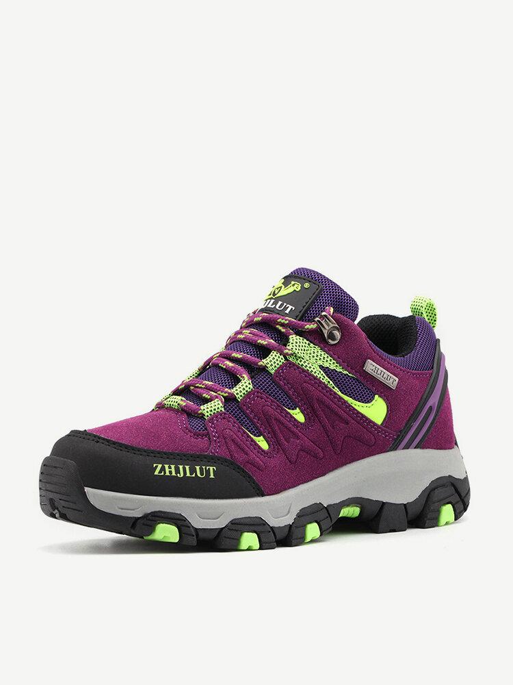 Women Outdoor Trekking Mountain Climbing Athletic Shoes