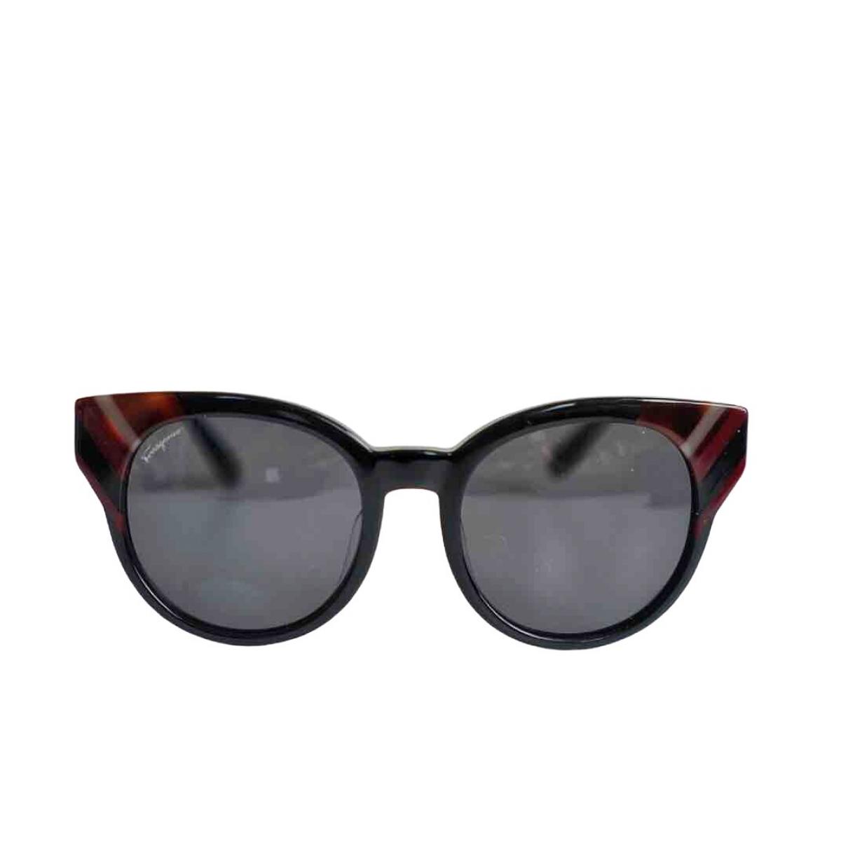 Salvatore Ferragamo \N Black Sunglasses for Women XXS International
