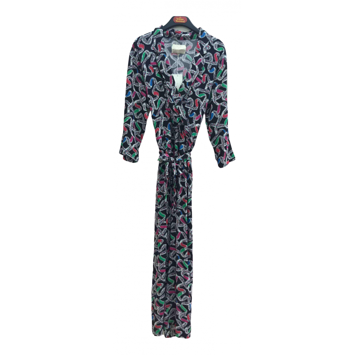 Non Signé / Unsigned \N Multicolour jumpsuit for Women 14 UK