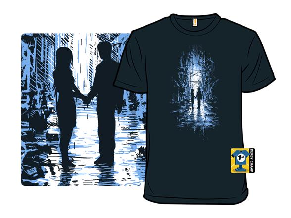 Rainy Souls T Shirt