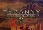 Tyranny - Tales from The Tiers DLC EMEA Steam CD key