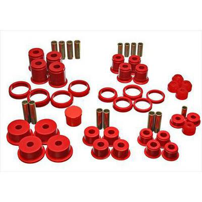Energy Suspension Hyper-Flex System (Red) - 2.18105R