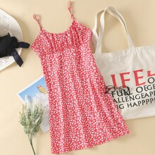 Ditsy Floral Mini Cami Dress