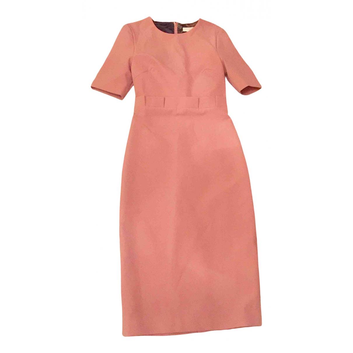 Ted Baker - Robe   pour femme - rose
