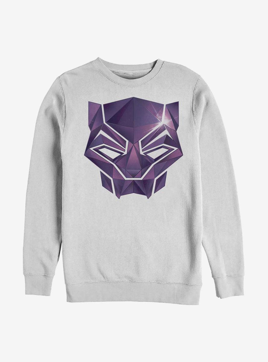 Marvel Black Panther Diamond Panther Sweatshirt