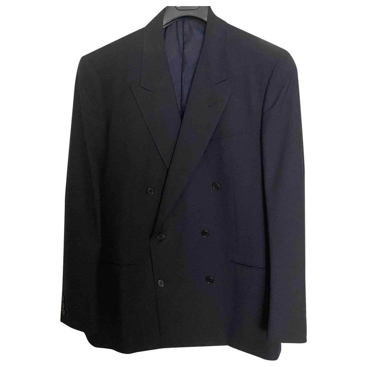 Corneliani - Costumes   pour homme en laine - bleu