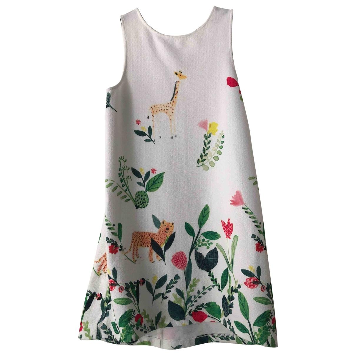 Zara \N Beige dress for Kids 14 years - S FR