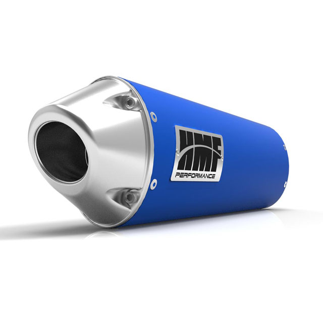 HMF Racing 37323746486 Slip On Performance Series Exhaust Suzuki GSXR 750 04-05