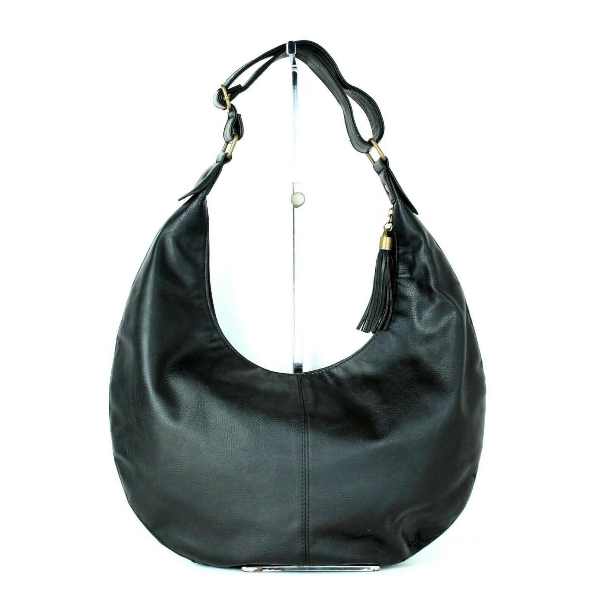 Givenchy \N Handtasche in  Schwarz Leder