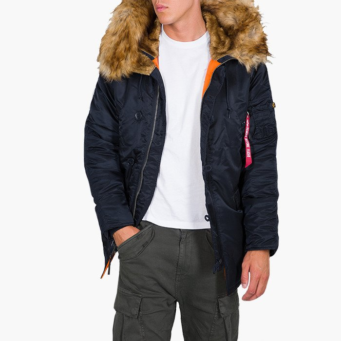 Alpha Industries Parka N3B 103141 07