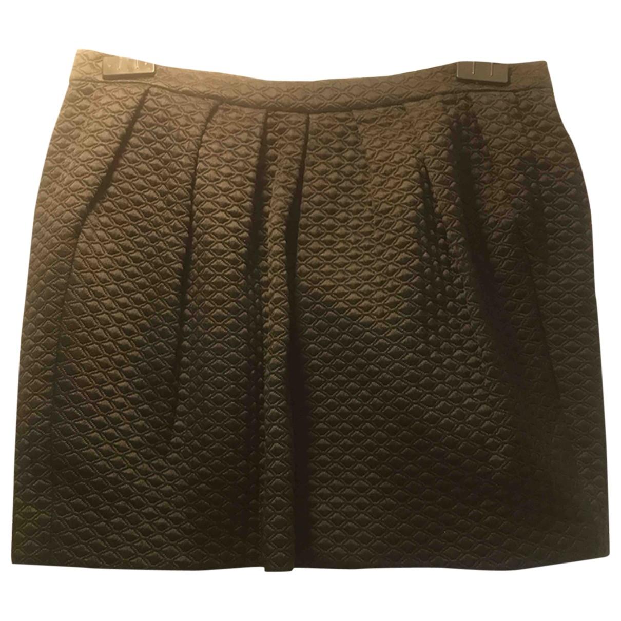 Isabel Marant \N Black Wool skirt for Women 2 0-5
