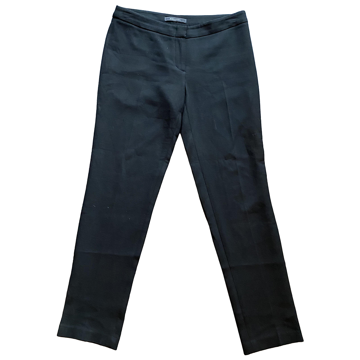 Bcbg Max Azria N Black Trousers for Women 38 FR
