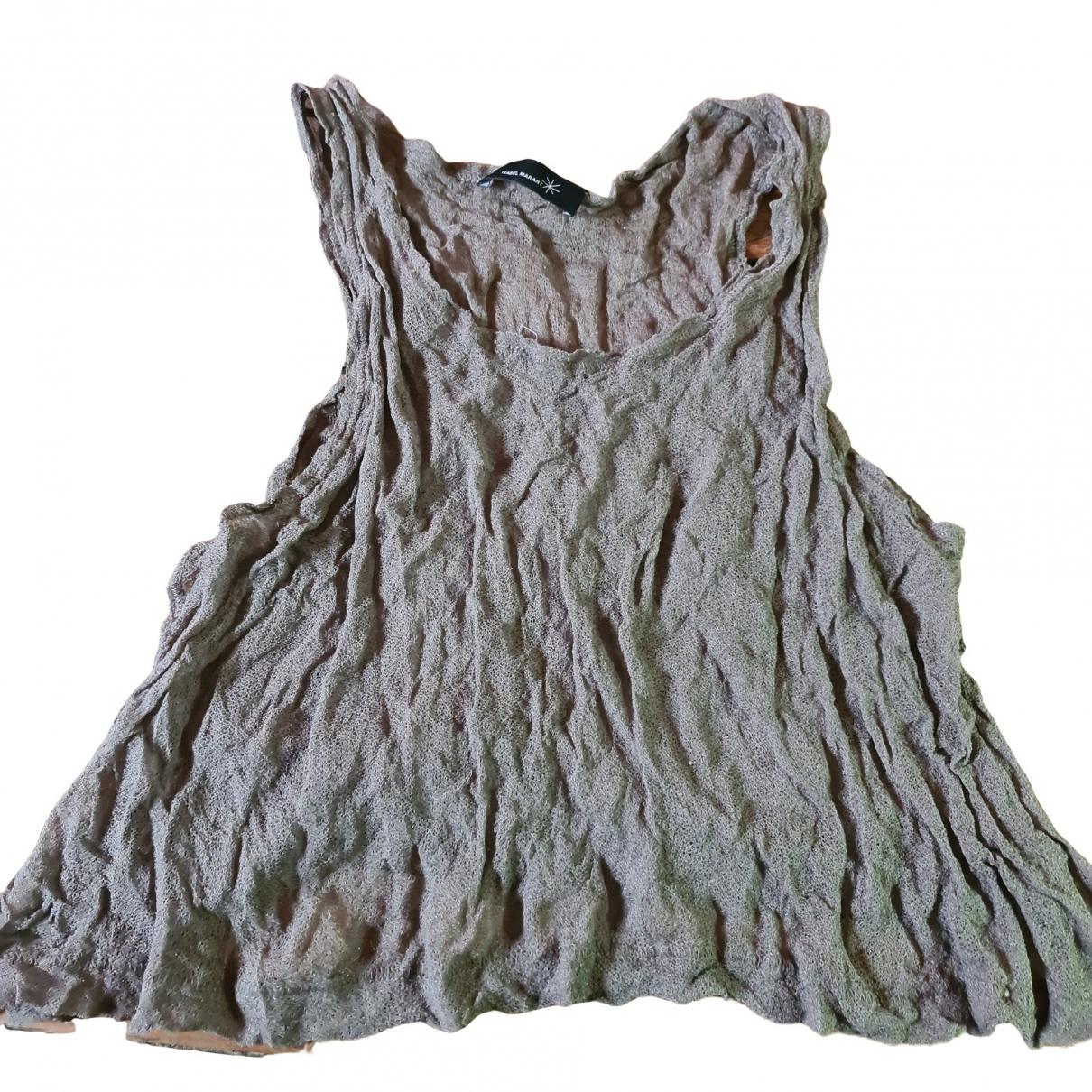 Camiseta sin mangas Isabel Marant