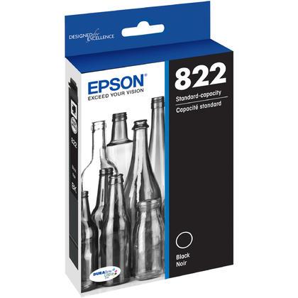Epson T822 T822120-S Black Ink Cartridge