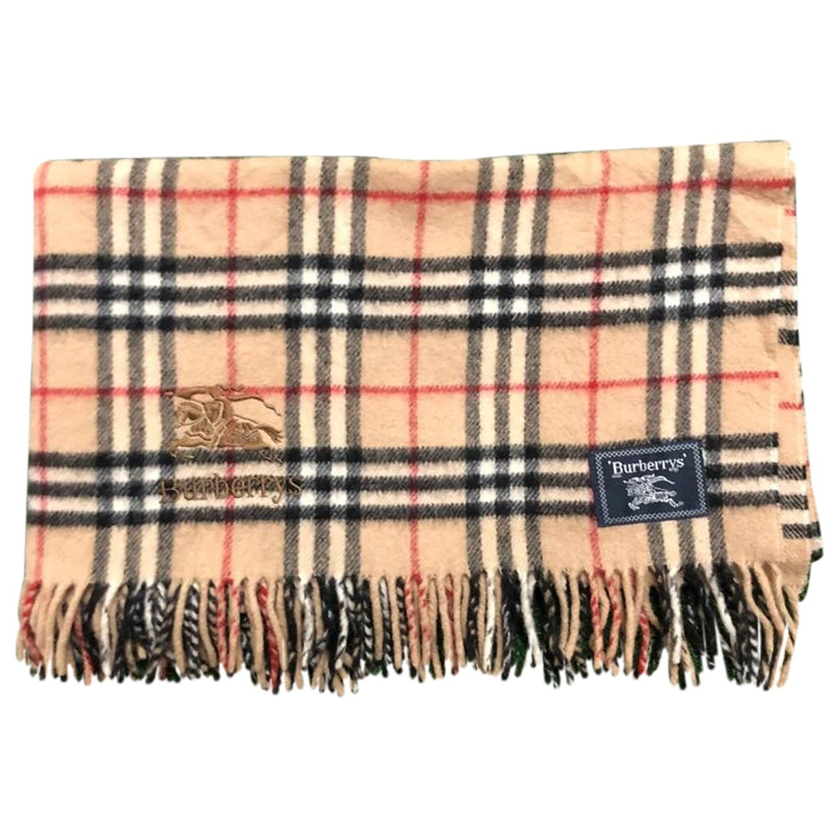 Burberry \N Multicolour Cashmere scarf for Women \N