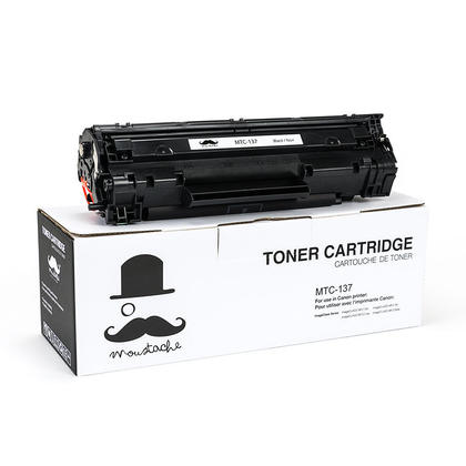 Compatible Canon ImageClass MF212W Black Toner Cartridge - Moustache