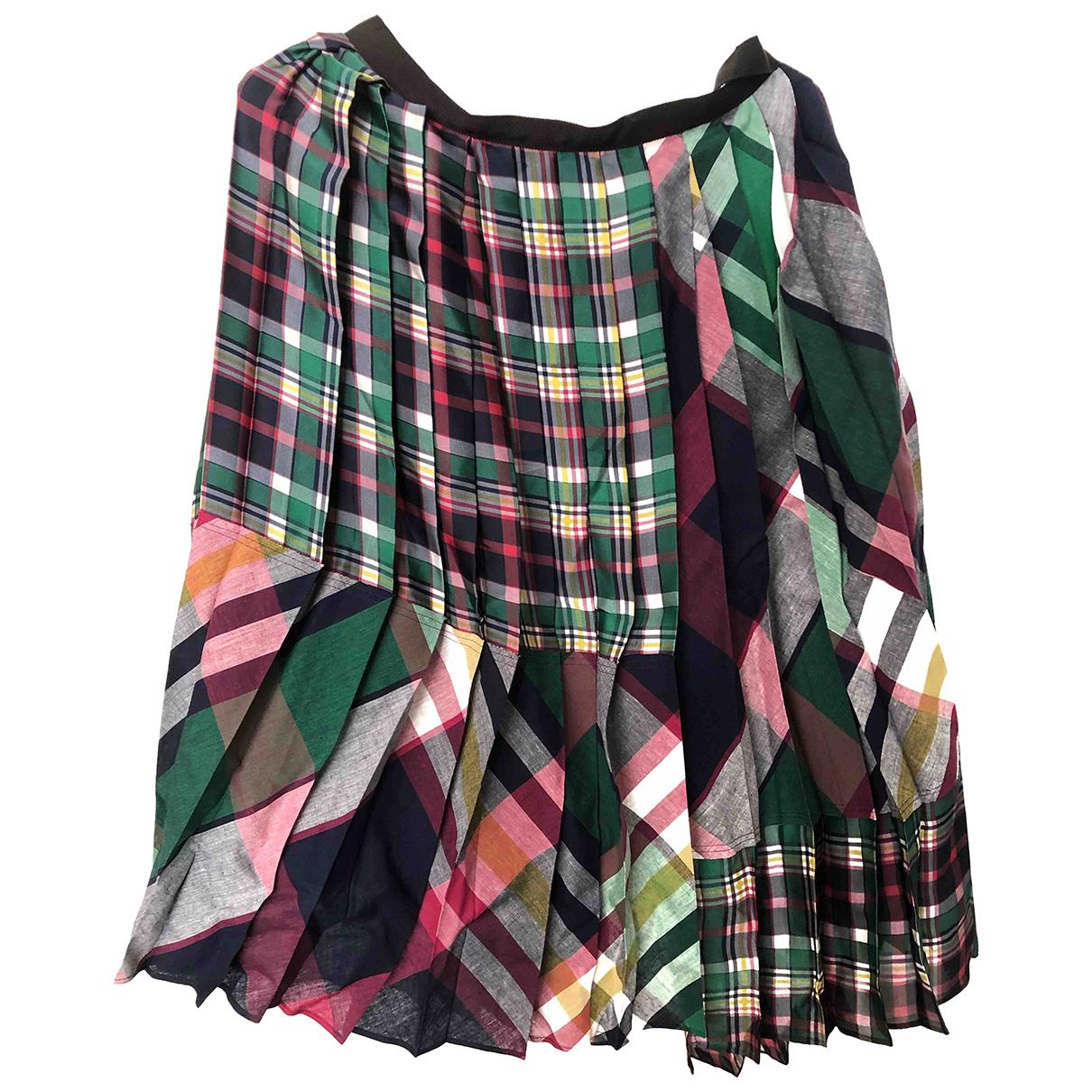 Sacai N Cotton skirt for Women 2 0-5