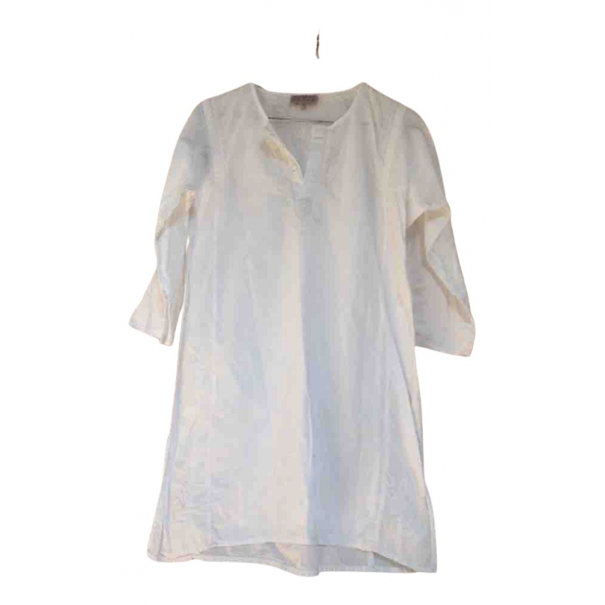 Madras By A.p.c \N Top in  Weiss Baumwolle