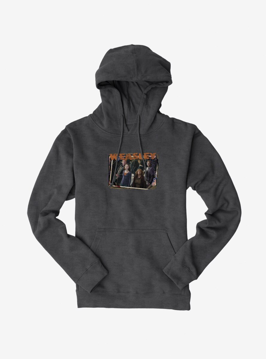 Harry Potter Weasley Family Collage Hoodie