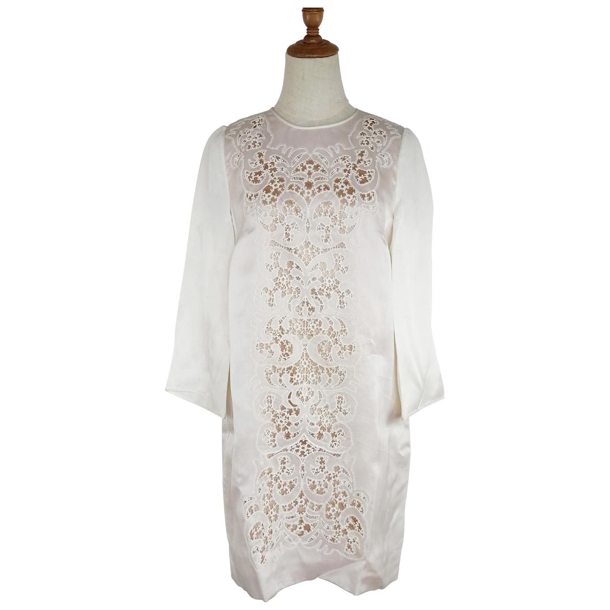 Vestido midi de Encaje Dolce & Gabbana