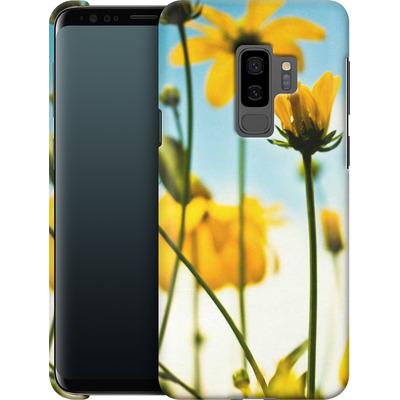 Samsung Galaxy S9 Plus Smartphone Huelle - Goldilocks von Joy StClaire