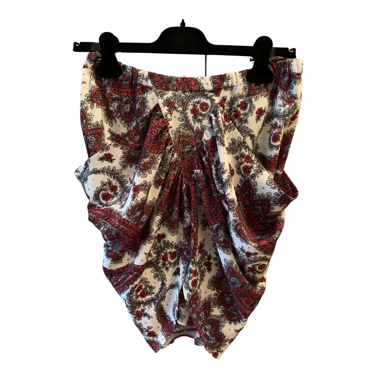 Isabel Marant \N Rocke in  Rot Polyester