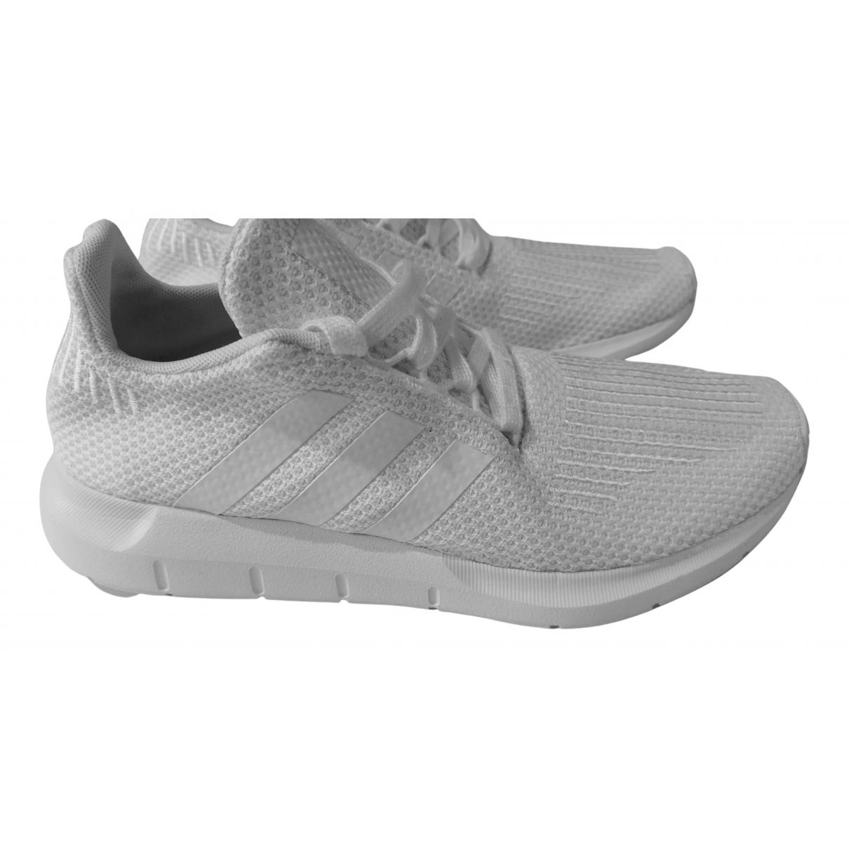 Adidas - Baskets   pour femme - blanc