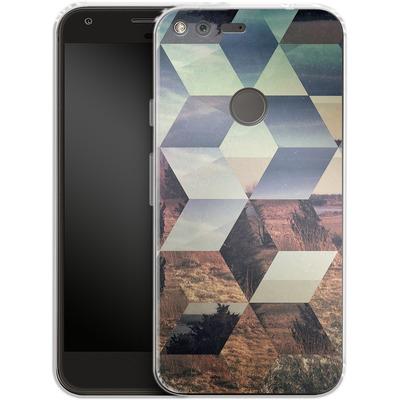 Google Pixel Silikon Handyhuelle - Syylvya Rrkk von Spires